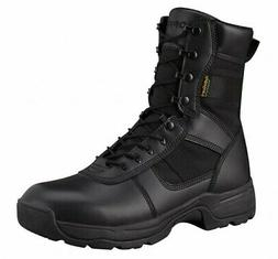 "Propper Men's Series 100 8"" Waterproof Side Zip Boot Black F"