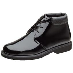 Rubber Sole Slip Resistant Work Chukka Shoes Thorogood Unifo
