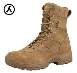 "PROPPER SERIES 100 WATERPROOF MILITARY 8"" BOOTS F4519 / COYO"