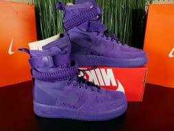 Nike SF AF1 Air Force 1 Boots 'Court Purple' 864024-500 Mult