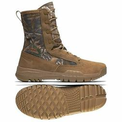 """Nike SFB 8"""" Field Realtree Men's 14 Hunting Boots Coyote Cam"""