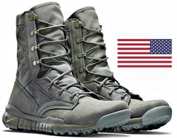 """NIKE SFB 8"""" SPECIAL FIELD SAGE GREEN MILITARY BOOTS - 329798"""
