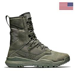 """NIKE SFB FIELD 2 - 8"""" SAGE GREEN MILITARY TACTICAL BOOTS AO7"""