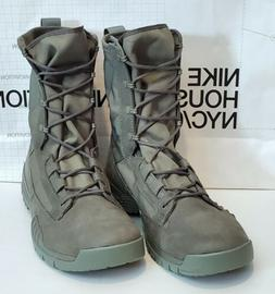 """Nike SFB Field 8"""" Tactical Boots Sage Green 631371-222 Men's"""