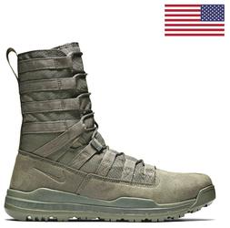 "NIKE SFB GEN 2 - SAGE GREEN - 8"" MILITARY COMBAT BOOTS - 922"