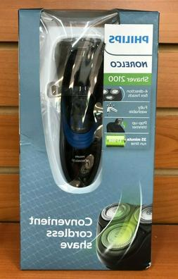 Philips Shaver Cordless Electric Shaver S1520/04 CloseCut Bl