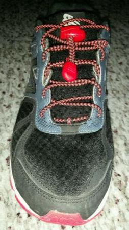 Shock Cord Bungee Shoe / boot  Laces. Great for running, hik