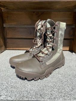 """Size 10.5- NIKE SFB 8"""" JUNGLE BAROQUE OLIVE BROWN SPECIAL FI"""