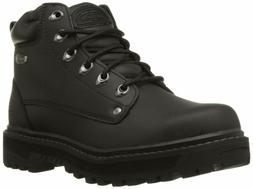 skechers men s pilot utility boot