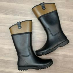 Sperry Top Sider Nellie Kate Tall Rain Boots 9