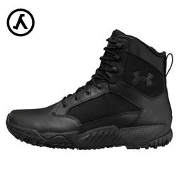 UNDER ARMOUR STELLAR TACTICAL SIDE-ZIP BOOTS 1303129 / BLACK