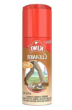 Kiwi Suede Nubuck Cleaner Remove Dust & Dirt 4.25 z for Shoe