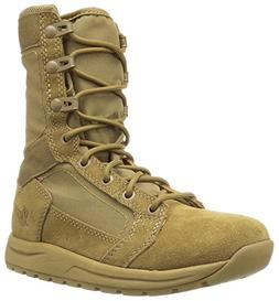 """Danner Mens Tachyon 8"""" Military and Tactical Boot, Coyote, 1"""