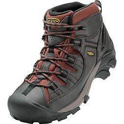 Keen Targhee II Mid Waterproof Hiking Boots  Men's Raven/Tor