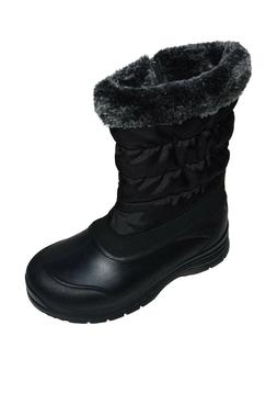 Time & Tru Women's Winter Snow Boots Temp Rated -5