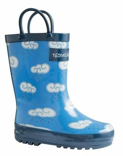 Oaki Toddler Rain Boots - Kids Rain Boots For Girls  Boys -