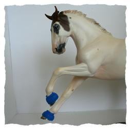 TOP LSQ Rubber Bell Boots For Model Horse Breyer Resin Stone