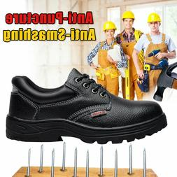 US Men Indestructible Ultra X Steel Toe Work Boots Protect O