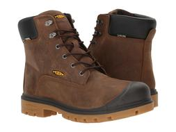 "Keen Utility Baltimore 6"" Waterproof Soft Toe Work Boot"
