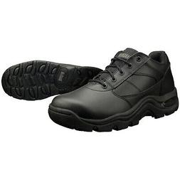 Magnum Viper Low Slip Resistant Black Leather Work Shoes/Boo
