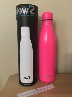 S'well Vacuum Insulated Stainless Steel Water Bottle, 25 oz,
