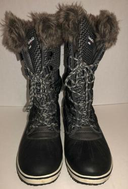 Global Win Women Boots Winter Snow Boots Size 11