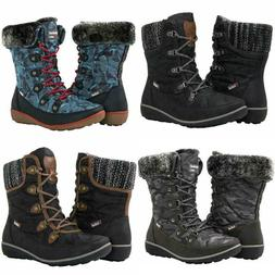 GLOBALWIN Women's 1839 Winter Snow Boots Multiple Colors and