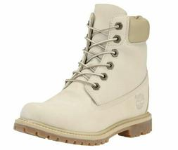 TIMBERLAND WOMEN'S 6IN PREM WATERPROOF INTERNAL WEDGE BOOTS