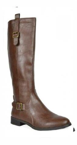TOETOS Women's Circo-SAM Knee High Riding Boots
