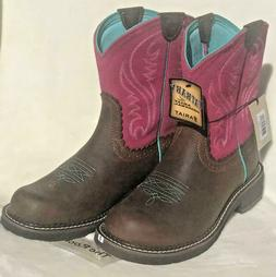 Ariat Womens Fatbaby Heritage Boots Western/riding boot BROW