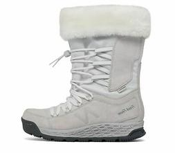 New Balance Women's Fresh Foam 1000 Boot Shoes White With Gr
