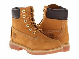 "Women's Shoes Timberland 6"" Premium Waterproof Boots TB01036"