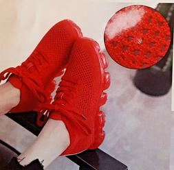 Women's Sneakers Boots Gym Trainers Fitness Sports Running C