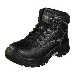 Skechers Women's   Work Burgin Krabok Steel Toe Boot