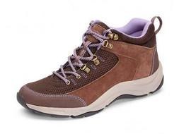 Vionic Womens Action Cypress Lace Up Trail Walker Hiking Boo
