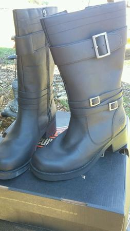 Womens Boots by Harley Davidson RETAIL $149.99 -ON SALE NOW