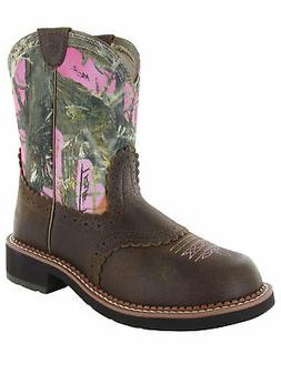 Ariat Womens Fatbaby Heritage Collection Boot Shoes