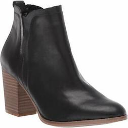 206 Collective Womens Kamy Leather Closed Toe Ankle Fashion,