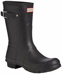 Hunter Womens Original Short Rain Boots