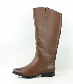 206 Collective Womens Whidbey Brown Riding Boots Size 9.5