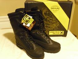 Oliver work boots  65690 Men's size 15 Safety toe,waterproof