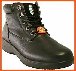 Work Boots For Women Size 5 To 12 Cactus Brand Style LS60 Bl