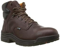TIMBERLAND Work Boots Pro Series grain leather Rubber Outsol