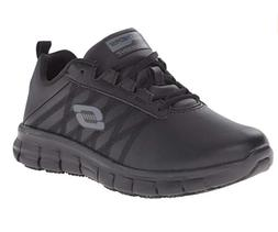 Skechers for Work Women's Sure Track Erath Athletic Lace Sli