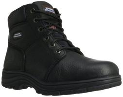 SKECHERS WORKSHIRE  EXTRA WIDE WIDTH MEN'S BOOTS ASST SIZES